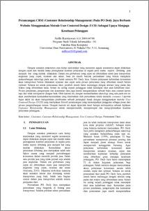 user centered website development pdf