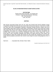 jurnal tentang kreatif dalam berwirausaha pdf
