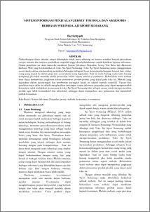 Jurnal perkembangan koperasi di indonesia pdf