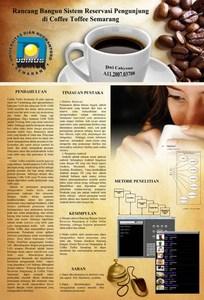 Rancang Bangun Sistem Seservasi Pengunjung Di Coffee
