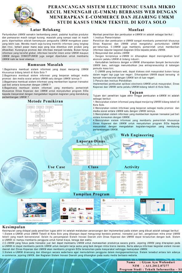 Download Skripsi Teknik Informatika Berbasis Web
