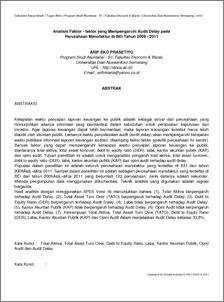 jurnal pembuatan nutrient agar pdf