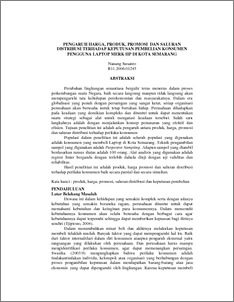 Jurnal kepuasan hidup pdf